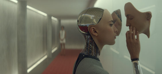 Ex_Machina Film & Trailer