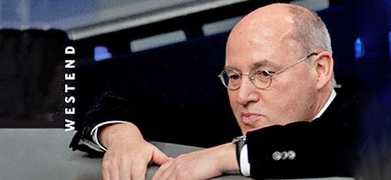 """Gregor Gysi """"Ausstieg links? Eine Bilanz"""" – von Stephan Hebel"""