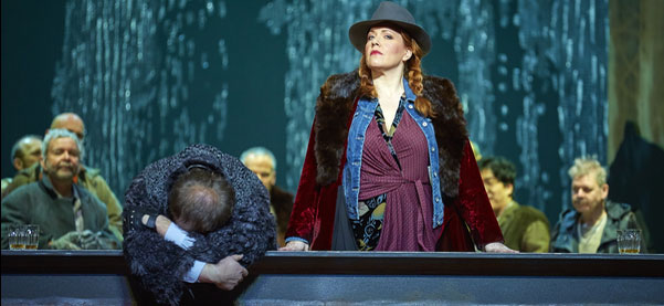 Hamburgische Staatoper: La Fanciulla del West von Giacomo Puccini