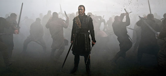 Macbeth Film Trailer