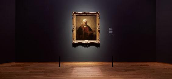 Der späte Rembrandt
