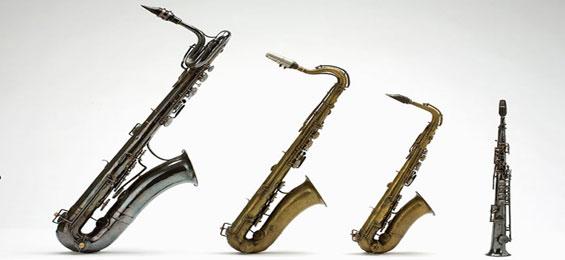 Saxophone – Ein Instrument und sein Erfinder