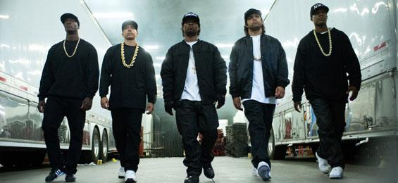 Straight Outta Compton Film Trailer