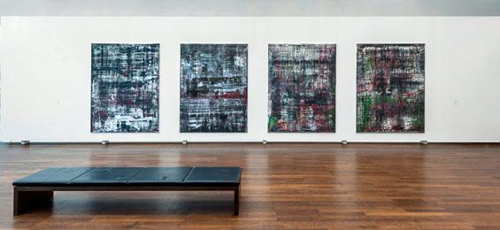 Gerhard Richter. Birkenau