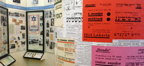 Museum Juden in Lettland