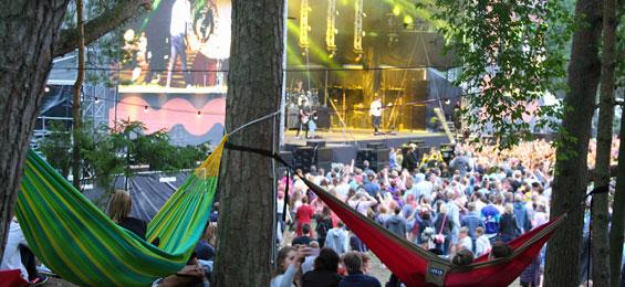 Positivus Festival – perfekter Charme am baltischen Strand