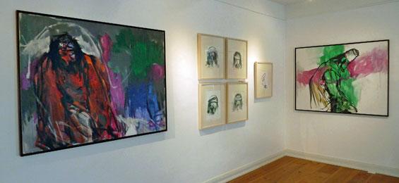 Jorge Rando – Passion. Neuer Expressionismus aus Spanien
