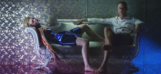 The Neon Demon Film Trailer