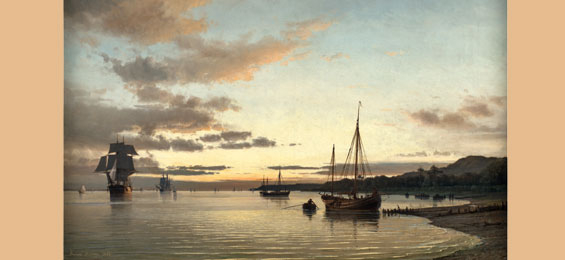 Anton Melbye: Maler des Meeres