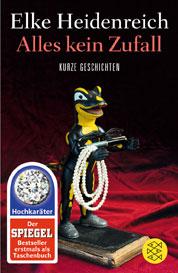 COVER Elke Heidenreich – Alles kein Zufall