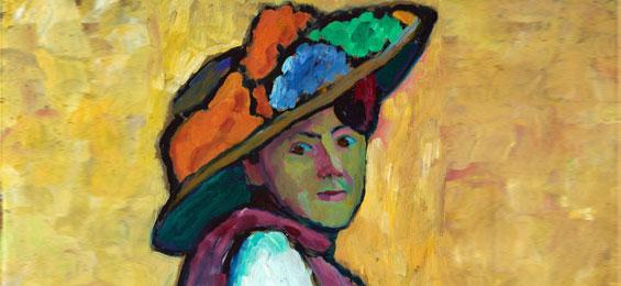 Gabriele Muenter: Malen ohne Umschweife