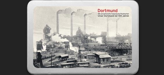 Werner Bokelberg: Mein Dortmund vor 100 Jahren