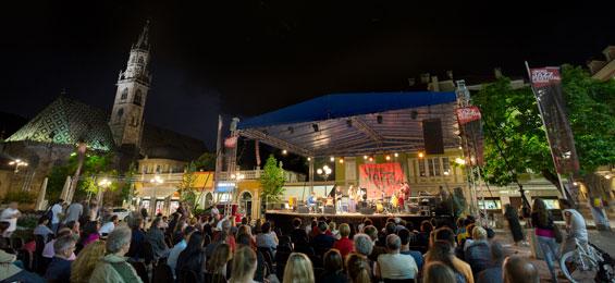 Jazzfestival Südtirol 2017