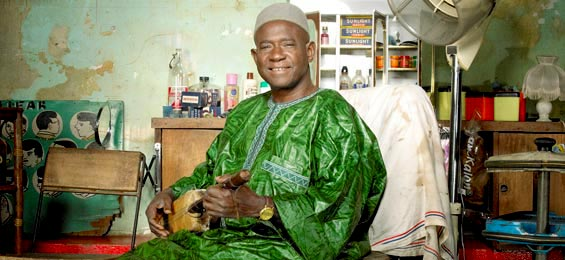 Kassé Mady Diabaté – ein Ausflug in die westafrikanische Musik