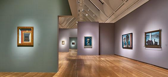 Schirn Kunsthalle, Frankfurt am Main: Magritte. Der Verrat der Bilder.