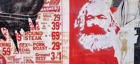 """""""Karl Marx, Das Kapital"""". Eine Hommage im Museum der Arbeit"""