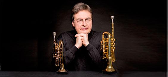 Matthias Höfs und sein Trompetenklang der Luxusklasse Foto Bildstudio Ziesche