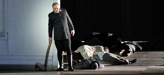 Shakespeare und Verdi an der Staatsoper Hamburg – Schattenseiten der Seele