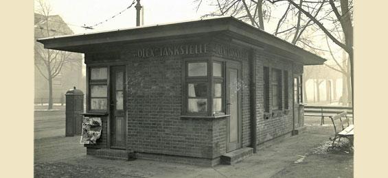 Historische Tankstellen – auf Spurensuche in Hamburg