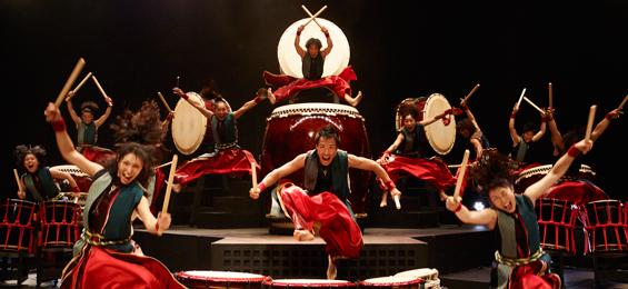 """Staatsoper Hamburg: YAMATO – The Drummers Of Japan mit neuer Show """"Chousensha"""""""
