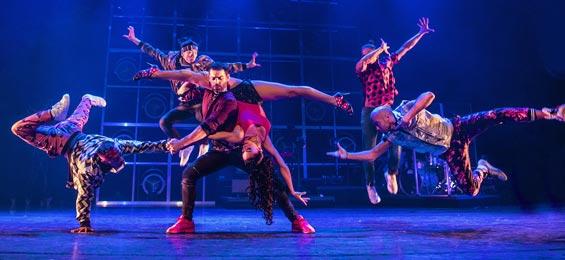"""Break the Tango"" – Tango meets Streetdance"