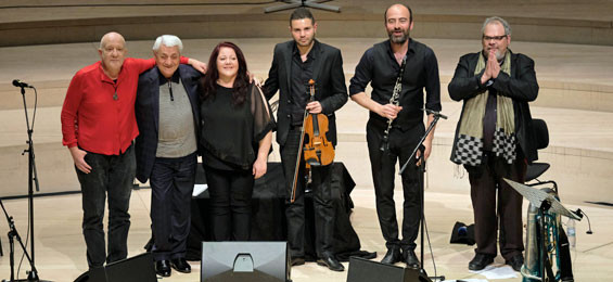 Salām Syria – Weltmusik als Heimat