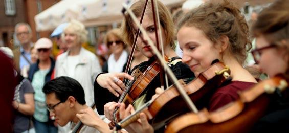 Sommerliche Musiktage in Hitzacker 2017
