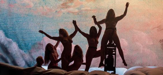 "Internationales Sommerfestival Kampnagel: Florentina Holzinger – ""Apollon"""