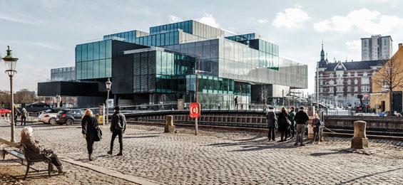 """Das Dänische Architektur Center im BLOX mit """"Welcome Home"""""""