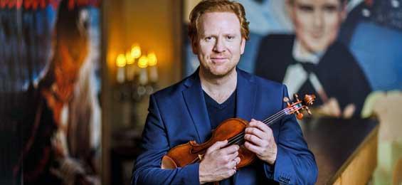 Lübeck-Musikfest mit Daniel Hope: Blutmond kontra Nachtkonzert