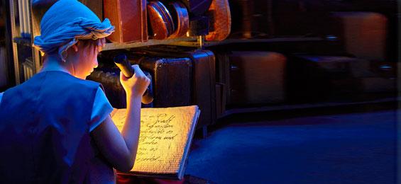 Die arabische Prinzessin – Von Leseratten, Fischverkäufern und einer Märchenoper, die nie geschrieben wurde