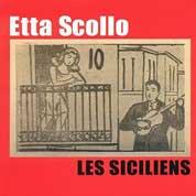 Les Siciliens Scollo Cover