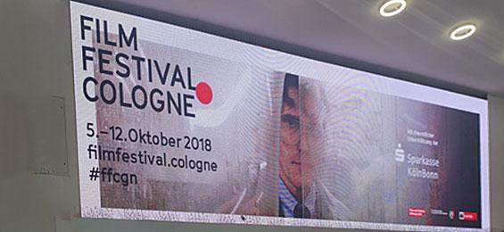 Film Festival Cologne 2018