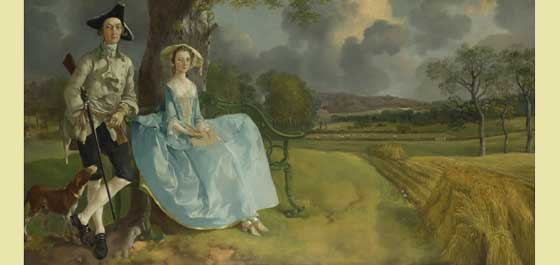 Thomas Gainsborough – die moderne Landschaft