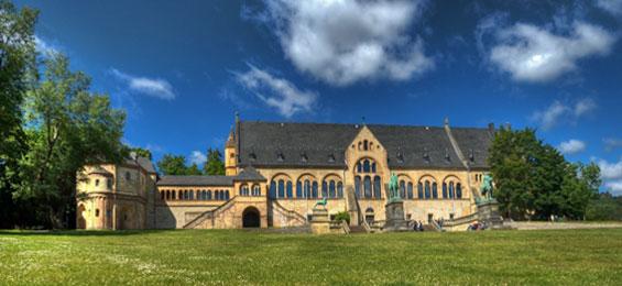 Die Kaiserpfalz in Goslar. Eine Reise in die deutsche Vergangenheit
