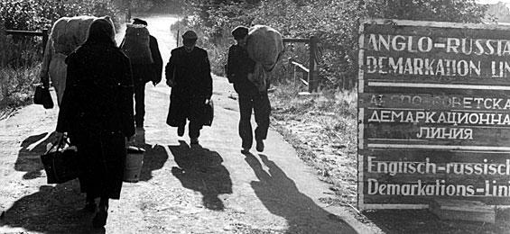 Vertrieben – Verloren – Verteilt Drehscheibe Poeppendorf 1945-1951