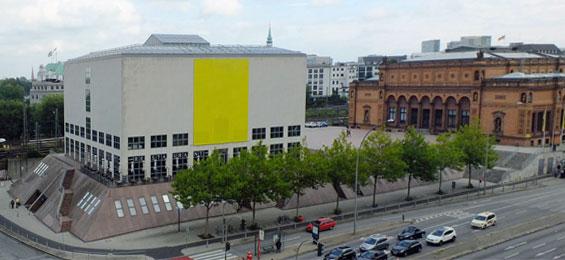 Hamburger Kunsthalle – erneutes Museumsdefizit Foto KulturPort-Archiv