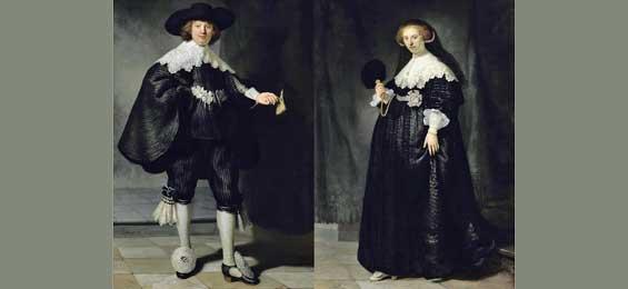 """""""High Society"""" im Rijksmuseum Amsterdam – Die Reichen und Schönen geben sich die Ehre"""