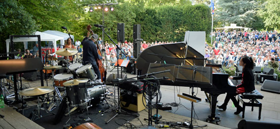Jazz Open Hamburg 2018 Foto Thomas Schloemann