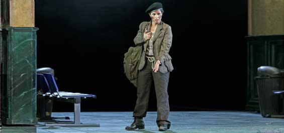 Mezzosopranistin Maite Beaumont Le Figaro di Nozze Staatsoper Hamburg