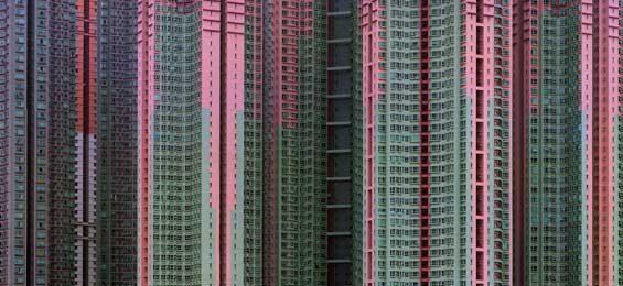 Michael Wolf: Life in Cities