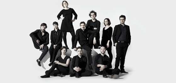 Aspekte Festival 2018 – frozen gesture NAMES Ensemble