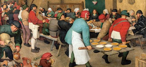 Bruegel Once in a Lifetime im Kunsthistorischen Museum Wien