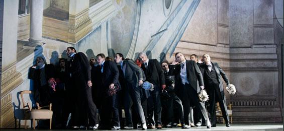 """Verdis """"Rigoletto"""" als Genderfrage inszeniert von Katharina Thalbach"""