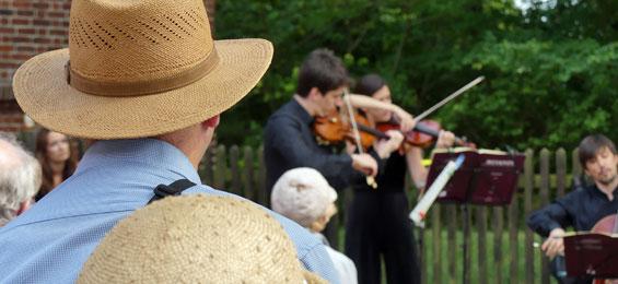 In Beethovens Welt. Die 73. Sommerlichen Musiktage in Hitzacker