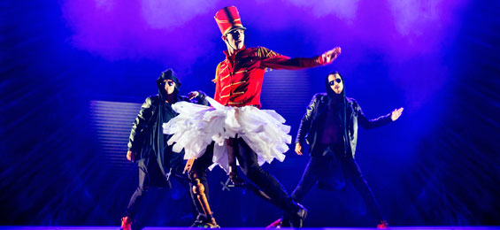 The Nutcracker Reloaded – Tchaikovsky meets Streetdance