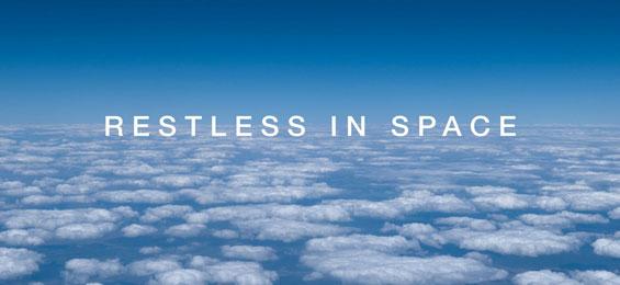 Vivian Kahra und Bodo Korsig: restless in space