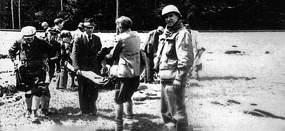 A letter to Debbie. Über die Befreiung des Dachauer KZ-Außenlagers Landsberg-Kaufering