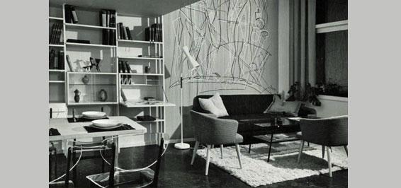 Bauhaus in Hamburg Kuenstler, Werke, Spuren