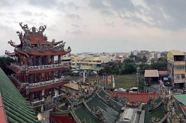 Wu-Tempel